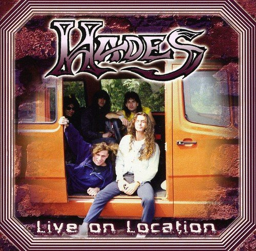 Hades: Live on Location (Re-Release) (Audio CD (Live))