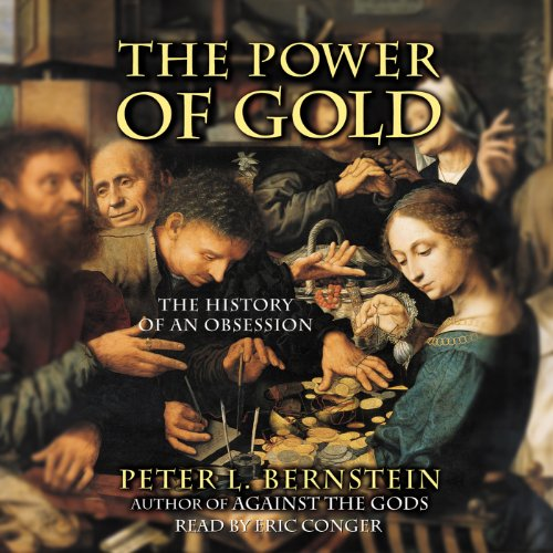 The Power of Gold audiobook cover art