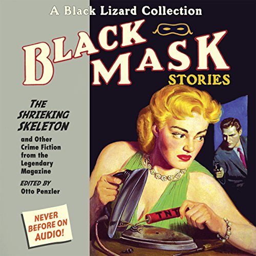 Black Mask 7 audiobook cover art
