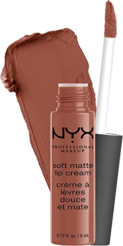 NYX Professional Makeup Soft Matte Lip Cream - Leon