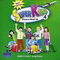 SuperKids (2E) Level 4 Class CDs (2)