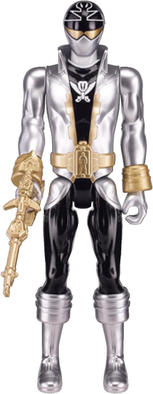 Power Rangers Super Megaforce  12  Silver Ranger Action Figure