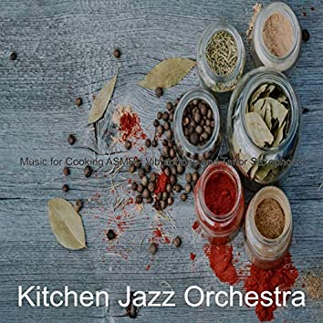 Music for Cooking ASMR - Vibraphone and Tenor Saxophone