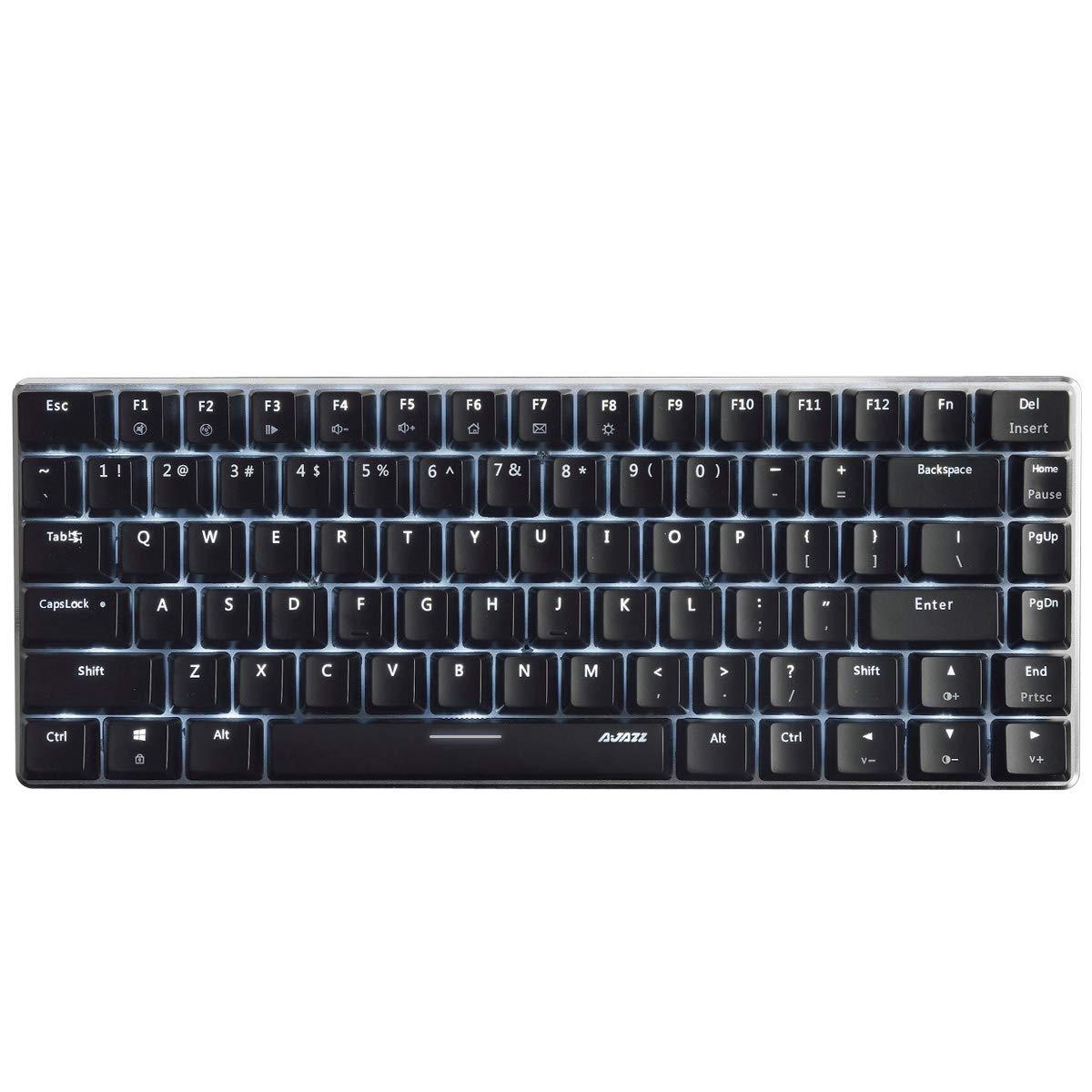 Mechanical Keyboard Switches Aluminum Pluggable