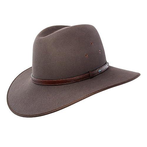 10a59dd5 Akubra Coober Pedy Hat - Regency Fawn