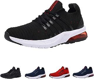 Monrinda Dames Heren Schoenen Air Sneakers Lichte Fitness Sportschoenen Outdoor Running Ademende Gym Loopschoenen