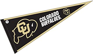 College Flags and Banners Co. University of Colorado Pennant Full Size Felt