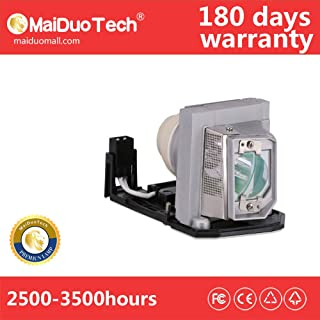 MaiDuoTech Replacement Compatible Projector Bulb for BL-FU240A for Optoma HD25-LV DH1011 HD25 EH300