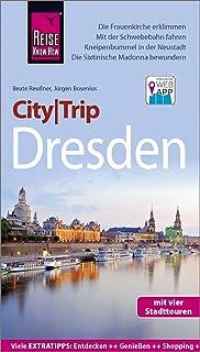 Reise Know-How CityTrip Dresden: Reiseführer mit Stadtplan,