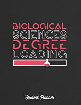 Biological Sciences Degree Loading Student Planner: ~ University Student Journals and Notebooks with Course Progress Organizer | Aerospace Engineer Student Edition