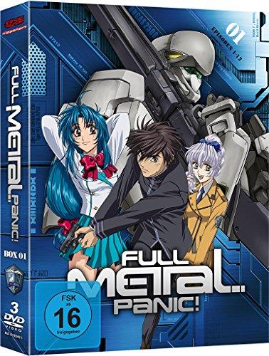 DVD Box, Vol. 1 (3 DVDs)