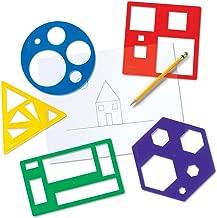 montessori shapes templates