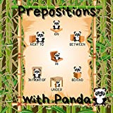 Prepositions with Panda: Prepositions of Place for kids learning...