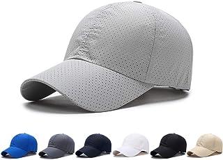 BECASO キャップ 帽子 メンズ 夏 秋 メッシュキャップ 通気性抜群 日除け 登山 釣り ゴルフ 運転 アウトドア 野球帽 速乾 軽薄