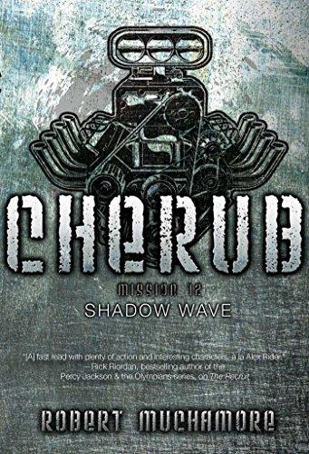 Ebook Shadow Wave Cherub 12 By Robert Muchamore