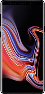 Samsung Galaxy Note 9 (Midnight Black, 6GB RAM, 128GB Storage) with No Cost EMI/Additional Exchange Offers