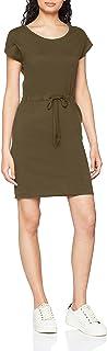 Vero Moda womens VMAPRIL S/S SHORT GA Dress