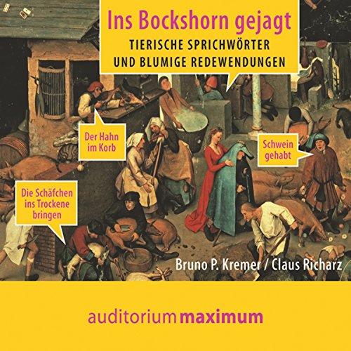 Ins Bockshorn gejagt Titelbild