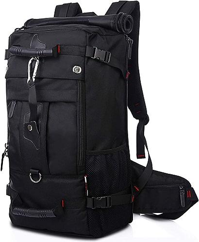 Sac à dos extérieur de randonnée en Plein air Unisexe Grande capacité portable Sports et Loisirs