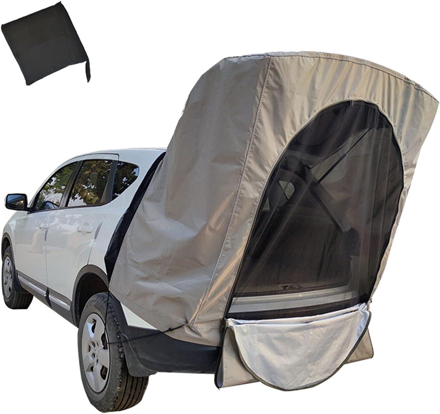 LHQ-HQ Car Truck 2021 Tent Universal Portable Proof Rain Sun Prot SUV Max 88% OFF