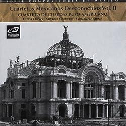 Quatuors mexicains inconnus, vol. II