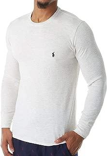Waffle-Knit Long Sleeve Crew Shirt (PWLCFR)