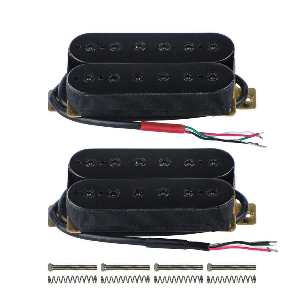 FLEOR Humbucker Pickups Strings Electric