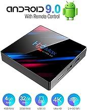 Byttron Android 9.0 TV Box Smart Media Box 4GB RAM 32GB ROM