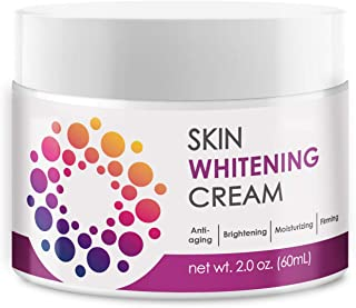 ACTIVSCIENCE Whitening Cream - Powerful Skin Lightening Cream for Face & Body. Dark Spot, Melasma & Hyperpigmentation Treatment. 2 fl oz.