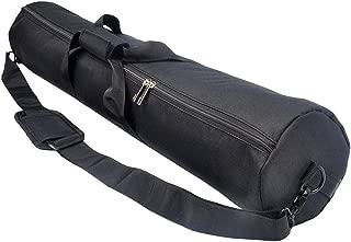 Bicaquu Thickened Portable Monopod Carrying Bag Umbrella Light Stand Slide Rail Bracket Cases 80cm