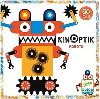 DJECO Kinoptik Robots Construction Design Toy