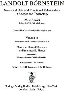 Elements, Borides, Carbides, Hydrides / Elemente, Boride, Carbide, Hydride