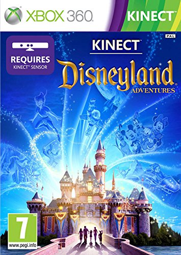 Microsoft Disneyland Adventures f/Kinect, Xbox 360, PAL, DVD, FRE - Juego (Xbox 360, PAL, DVD, FRE, Xbox 360, Familia, RP (Clasificación pendiente), Xbox 360)