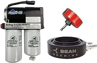 AirDog II-4G 100 GPH Fuel Lift Pump & Bean Machine Sump Kit Compatible with 2001-2010 Chevy/GMC 6.6L LB7 LLY LBZ LMM Duramax Diesel