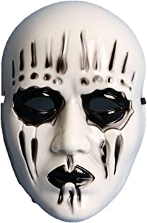 Slipknot Joey Jordison Mask for Adult Scary & Horror Halloween Mask Masquerade Cosplay