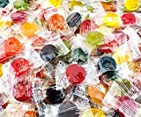 Sunny Island Eda's Sugar Free Mixed Fruit Hard Candy, Individually Wrapped, Kosher Candy 2 Pounds Bag