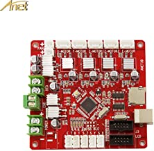 Anet V1.5 Replacement Self Assembly 12V Control Board Mainboard Mother Board for DIY Auto Levelling Anet A8 3D Desktop Printer RepRap i3 Kit - 1PCS