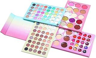 HANDON 121 kleuren uitgebreide make-up palet bevatten lippenstift/blos/oogschaduw/concealer waterdicht - zweetbestendige m...