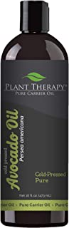 Plant Therapy Avocado Carrier Oil 16 oz A Base Oil for Aromatherapy, Essential Oil or Massage use