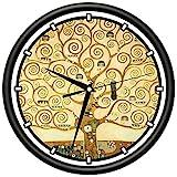 SignMission Tree of Life Design Wall Clock | Precision Quartz Movement | Décor for School Class Office Bedroom Decoration