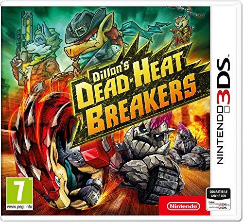 Dillon s Dead-Heat Breakers - New Nintendo 3DS