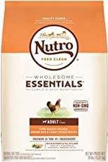 Nutro Wholesome Essentials Natural Adult Dry Dog Food, Chicken