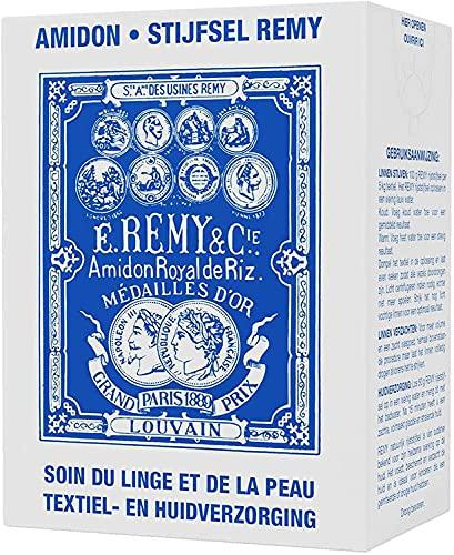 Almidón de arroz real, 350 g para el cuidado de la ropa y la piel.