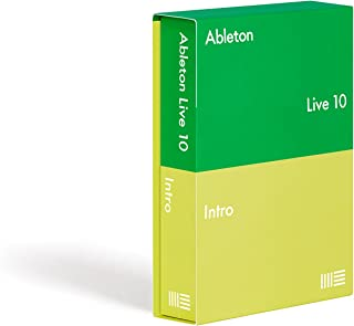 Ableton Multitrack Recording Software (Live 10 Intro)