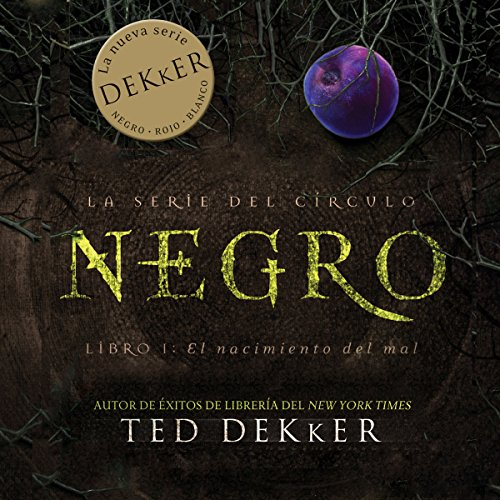Negro (Spanish Edition) audiobook cover art