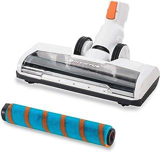 Genius Invictus X7 / X5 - Aspirador con bater?a (cepillo motorizado ultrasuave, 10.000 rpm, para limpieza ideal de suelos duros como parqu?, baldosas y piedra)