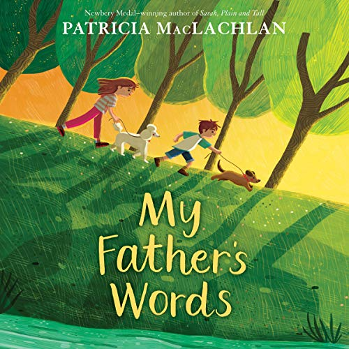 My Father's Words audiobook cover art
