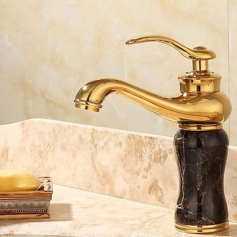 Rmckuva Waschtischarmaturen Becken Wasserhahn Moderne Einhebel Wasserhahn Messing Mischer Gebogen Mund Jade Wasserhahn Schwarz-04