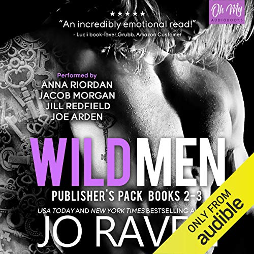 Wild Men: Publisher's Pack audiobook cover art