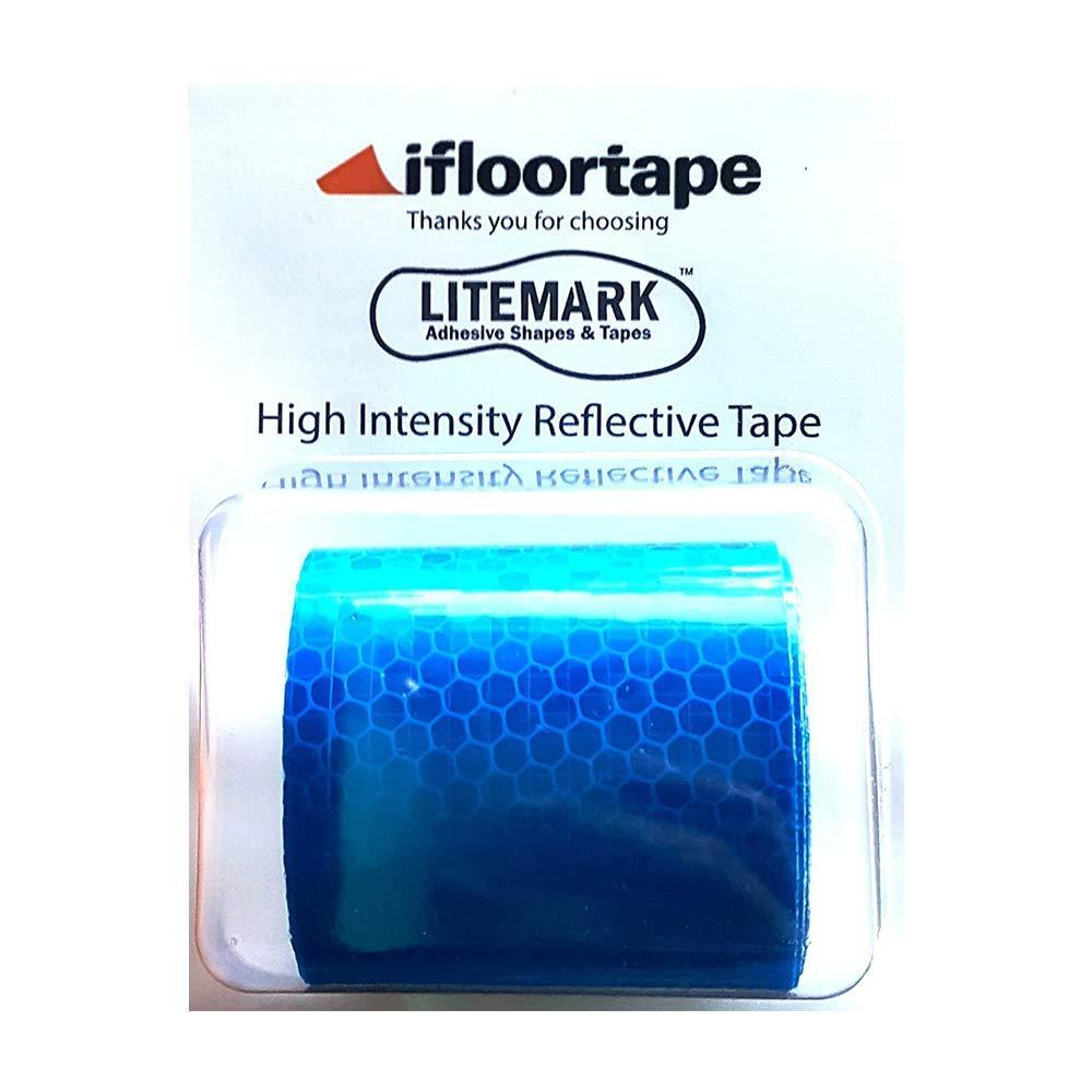 LiteMark 2 Inch | Blue | High Intensity Light Focusing Long Dist